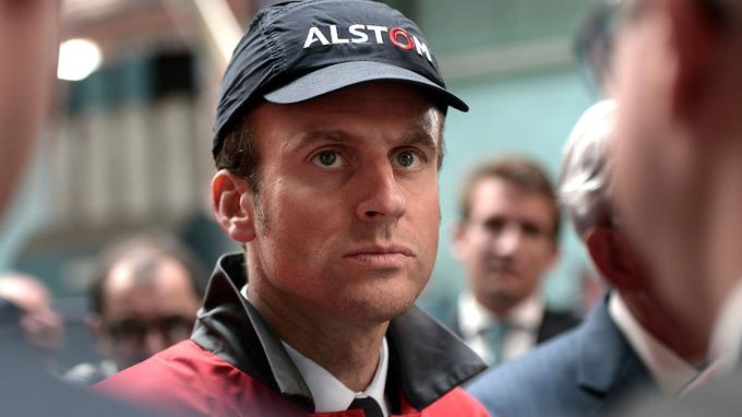 Alstom-General Electric, un désastre industriel nommé Macron !