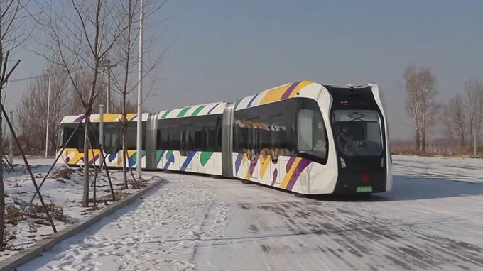 La Chine développe un tramway autonome... et sans rails XVMbf362f20-2e29-11e9-a77e-3261db2e958e