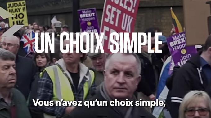 «Vous n'avez pas le choix»: quand le clip de campagne de LREM verse dans la propagande