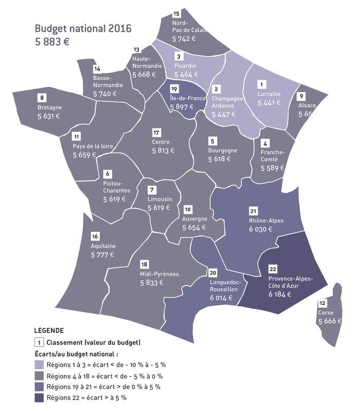 Selon l'Automobile Club Association (ACA), les Français ont dépensé en moyenne entre 5 400 et 6 200 euros pour leur voiture en 2016.