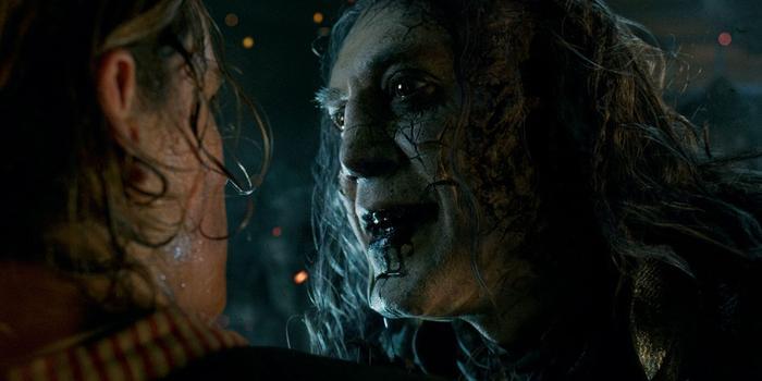 Javier Bardem dans «Pirates des Caraïbes: la vengeance de Salazar»