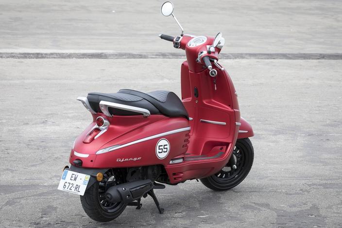 Comparatif Scooters 50 Cm3 Sportif Neoretro Ou Electrique