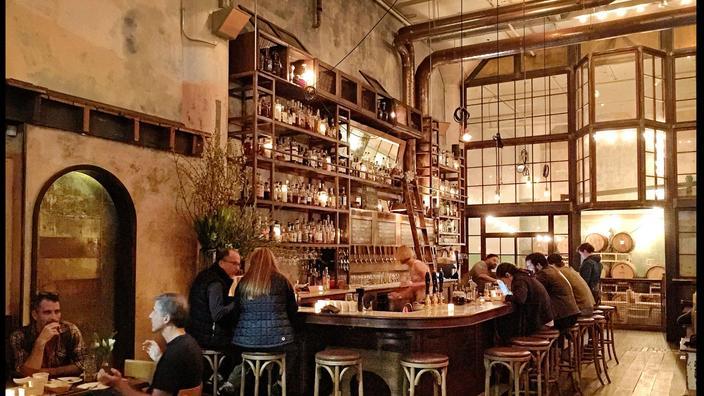 Meilleurs bars de branchement Detroit