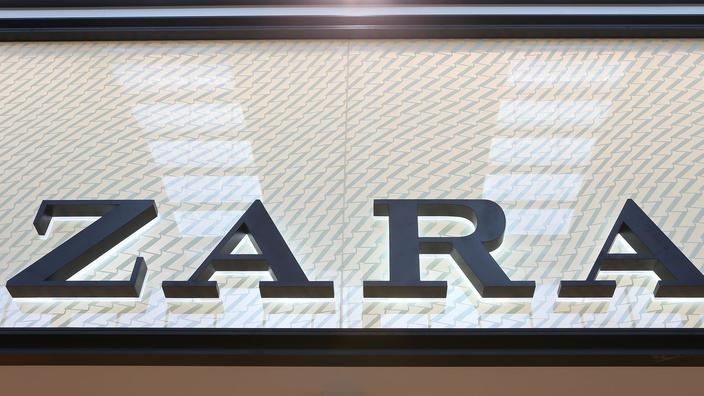 Un Signe Avec Cfdt Dimanche Pour Le La Accord Zara Ouvrir f6yg7bvY