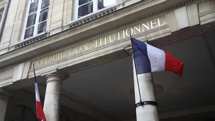 Il consiglio costituzionale