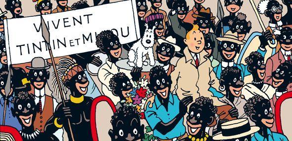 Les tribulations de Tintin au Congo : une version inédite et commentée