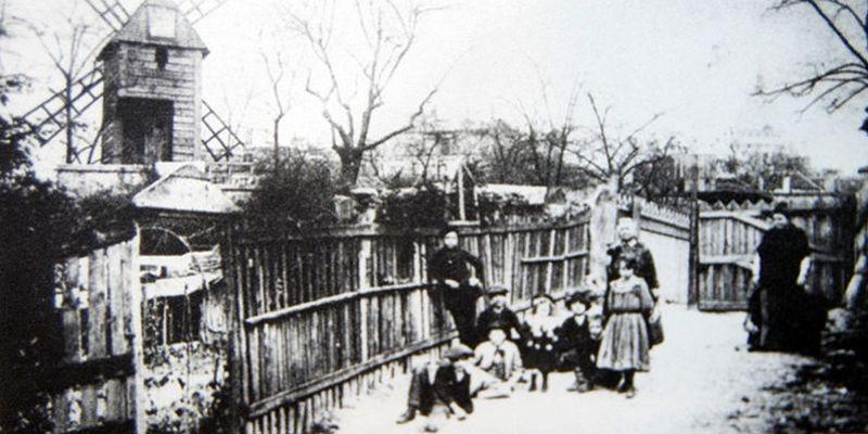 Le Maquis en 1918.