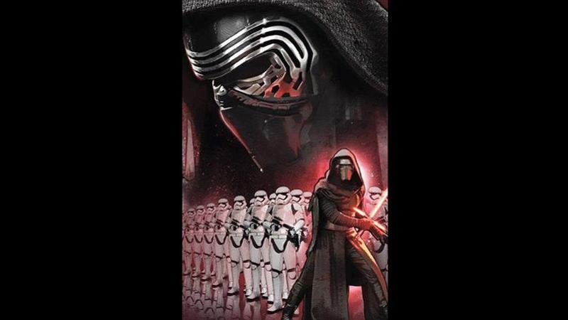 Star wars vii cinq photos d voilent le nouveau dark vador - Visage de dark vador ...