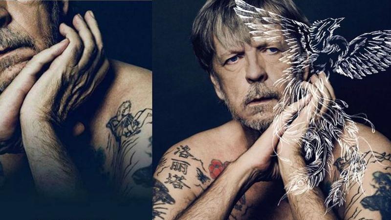 johnny, renaud, adele l'histoire secrète des tatouages de stars