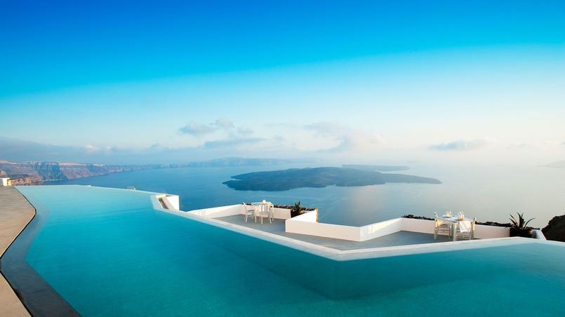 les plus belles piscines d 39 h tels du monde. Black Bedroom Furniture Sets. Home Design Ideas