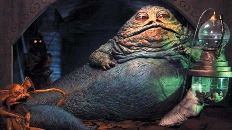 Jabba the Hutt.