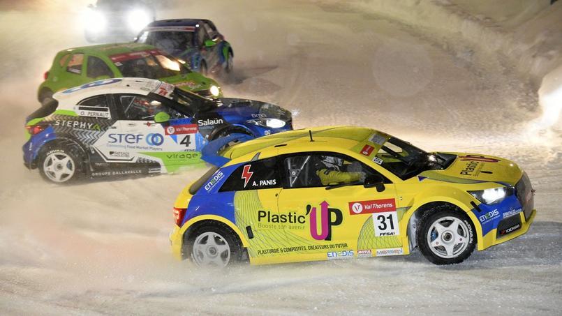 Course du Trophée Andros à Val-Thorens en décembre dernier.