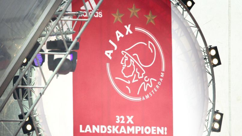 Le logo actuel de l'Ajax