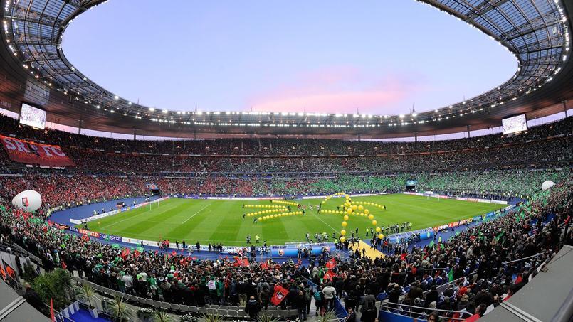 Le stade de France tentera de battre un record de décibels samedi soir.