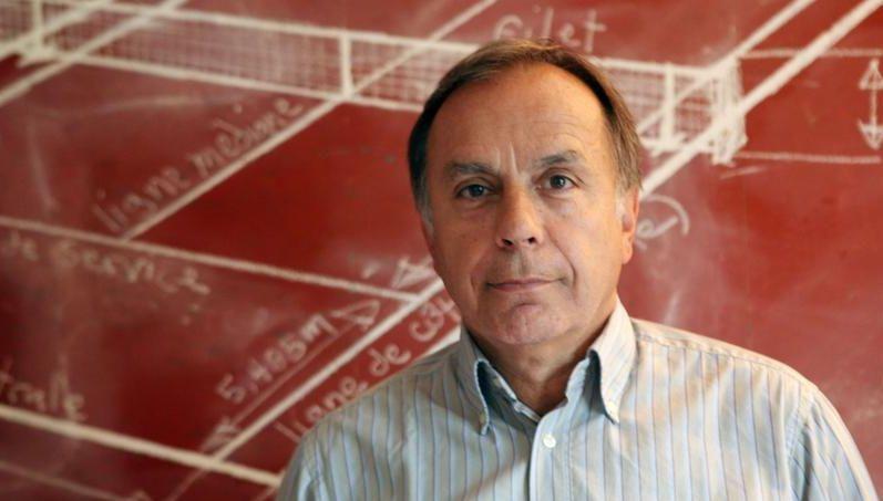 Patrice Dominguez décédé dimanche à 65 ans.