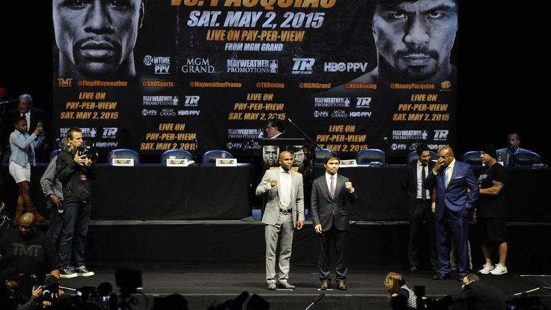 Boxe : de 1400 à 7000 euros pour assister au «combat du siècle»