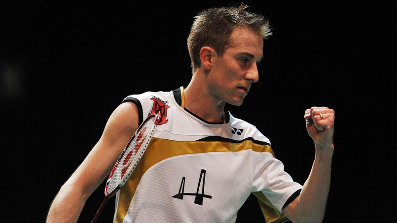 Une star du badminton au chevet de «la start-up française»