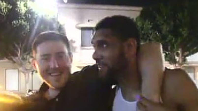 NBA: les Spurs de Tony Parker noient leur chagrin en boite de nuit