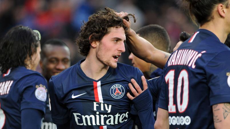 Adrien Rabiot sera sanctionné financièrement par le Paris SG