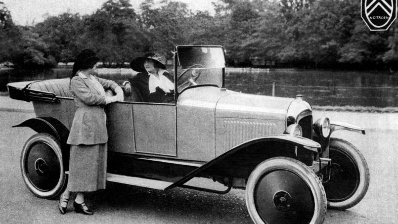 la 10hp de 1919 premi re voiture fran aise produite en s rie. Black Bedroom Furniture Sets. Home Design Ideas