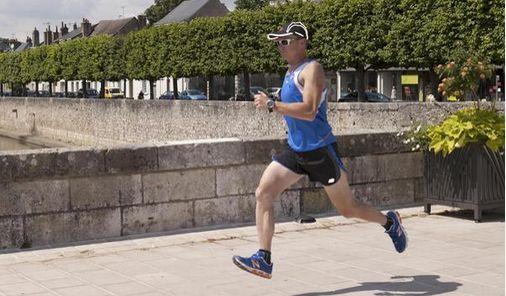 Ludovic Chorgnon s'apprête à entrer dans l'histoire du sport avec 41 Ironman consécutifs en 41 jours.