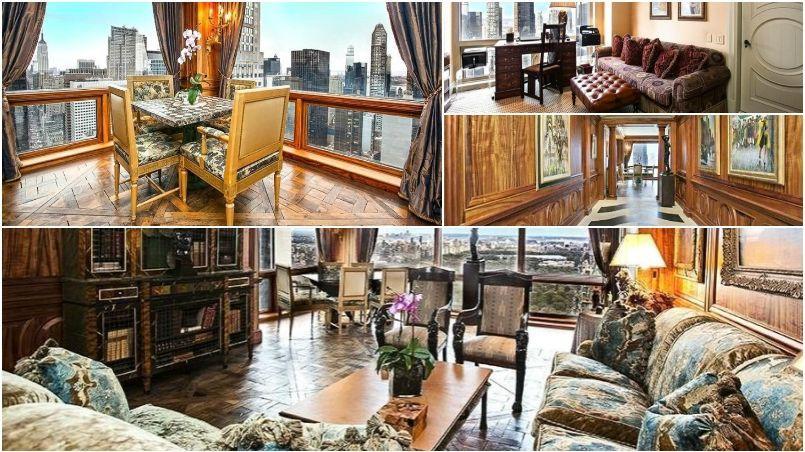 L'appartement que Cristiano Ronaldo aurait acheté à New York.