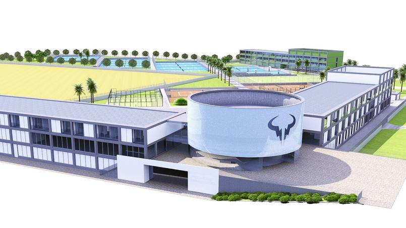 La Rafa Nadal Academy sera inaugurée en mai 2016.