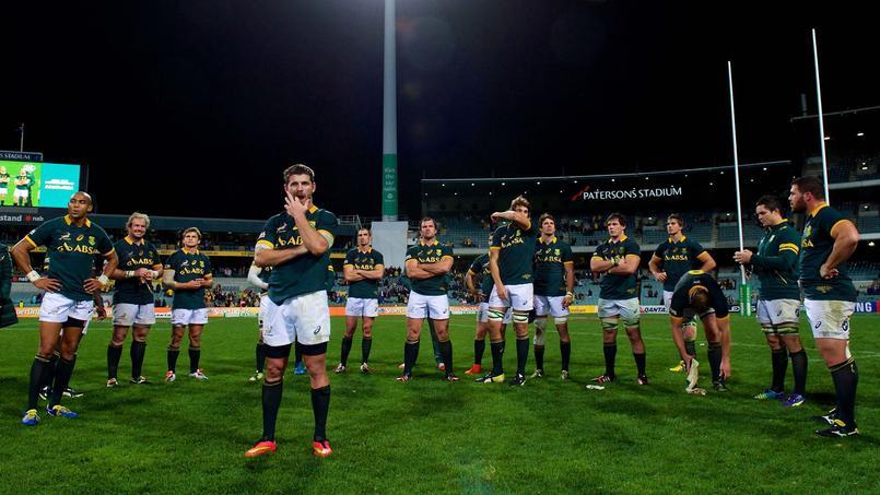 Les Springboks sont dans la tourmente avant le début du Mondial en Angleterre.