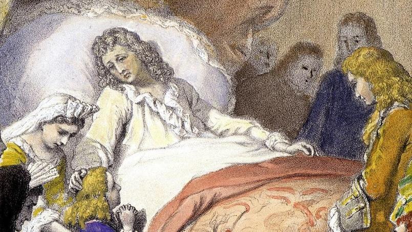 Mort de Louis XIV : «Je m'en vais, mais l'État demeurera toujours»