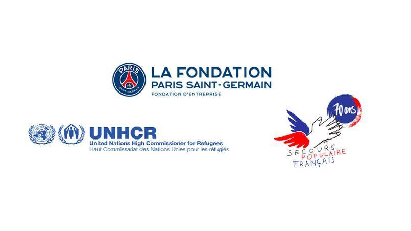 La Fondation PSG s'associe aux Nations Unies et au Secours populaire dans le cadre de cette opération.