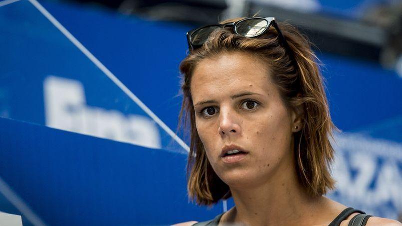 Consultante TV lors des derniers mondiaux de natation, Laure Manaudou avait avoué avoir parfois l'envie de replonger...