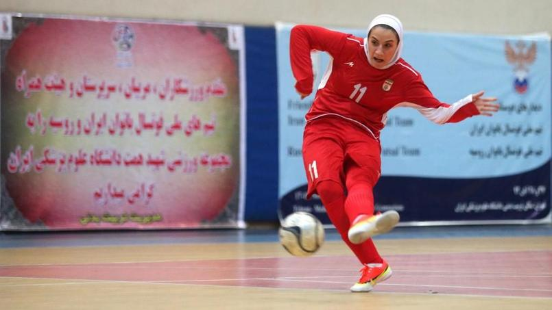 Une footballeuse iranienne privée de championnats d'Asie par son mari