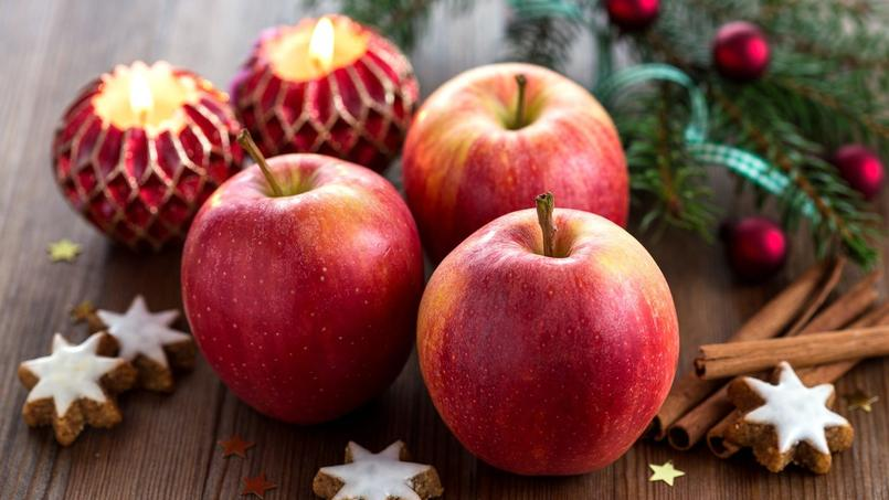 Comment conserver vos pommes jusqu 39 no l - Conserver pommes coupees ...