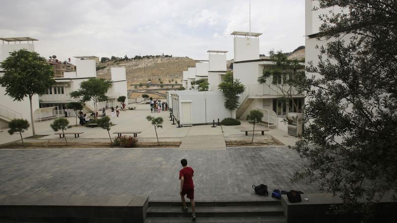 Lycée français de Damas - Charles de Gaulle