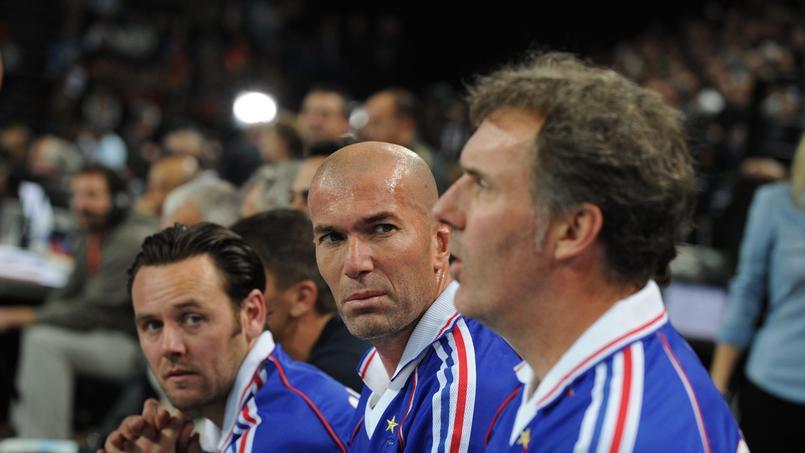 Zidane, tête d'affiche du Mondial des légendes ?