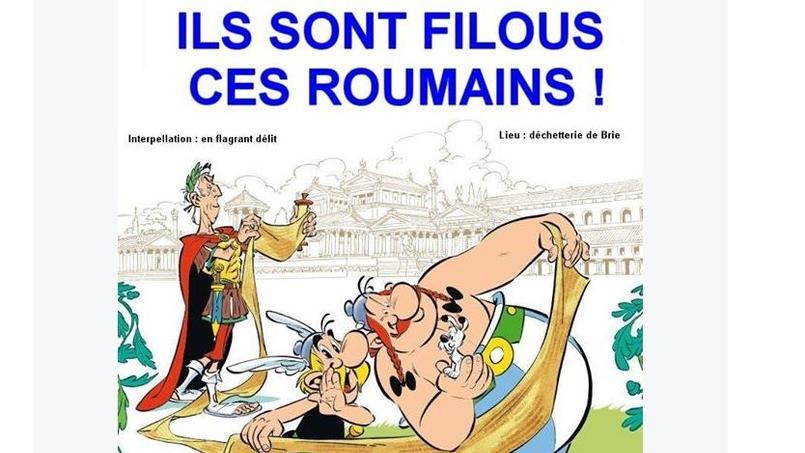 La Gendarmerie de la Charente a publié un photomontage controversé dimanche 18 octobre avant de le retirer en milieu de journée ce lundi 19 octobre.