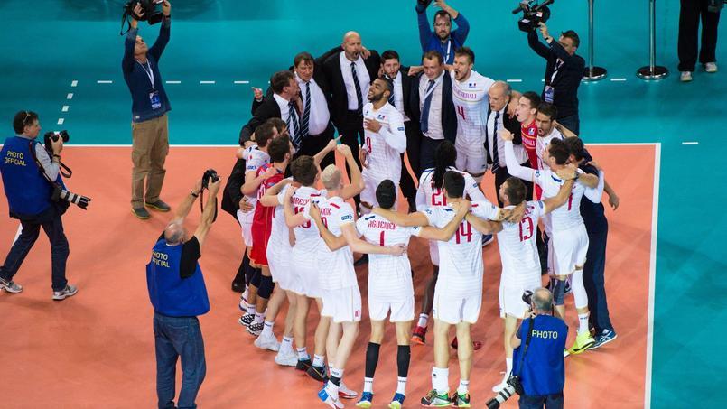 Volley-ball : pourquoi les Bleus sont surnommés le «team Yavbou»