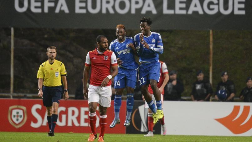 Malgré un but de Batshuayi, l'OM s'était incliné 3-2 contre le Sporting Braga le 22 octobre dernier.