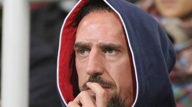 Franck Ribéry réclame 1,5 million de dollars à CNN