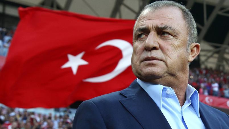 Fatih Terim, le sélectionneur turc.