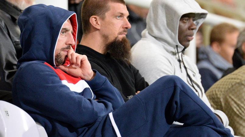 Affaire de prostitution : Ribéry est «choqué» et «dégoûté»