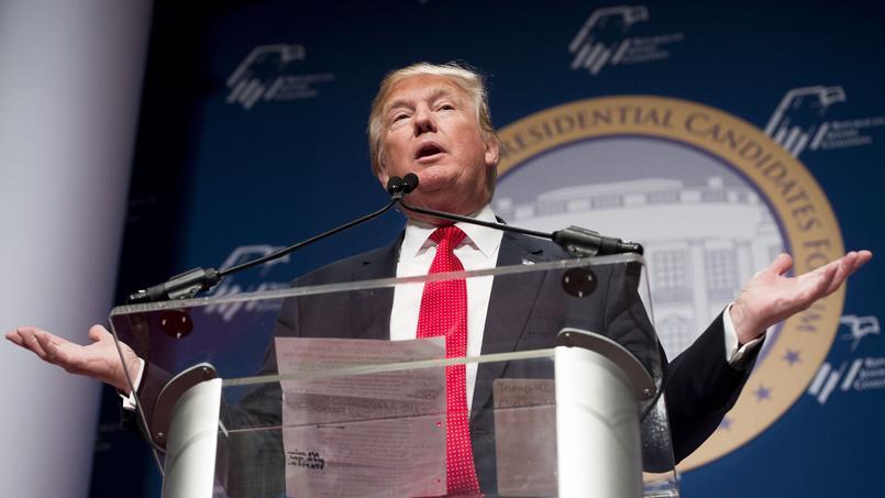 Donald Trump, le 3 décembre à Washington.