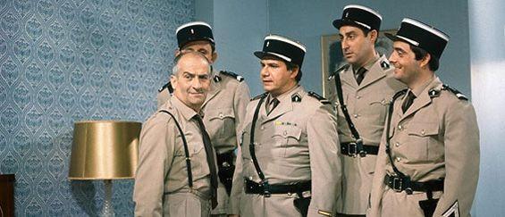Michel Galabru était jusqu'à aujourd'hui le dernier comédien des quatre premiers épisodes de la saga encore vivant.