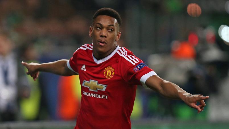 Anthony Martial a déjà inscrit 7 buts avec Manchester United depuis le début de la saison.