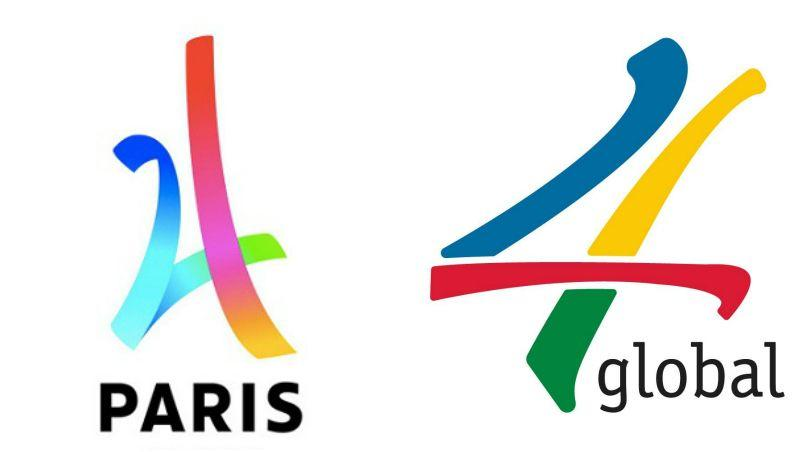 JO 2024 : Paris a-t-il plagié son logo de candidature ?
