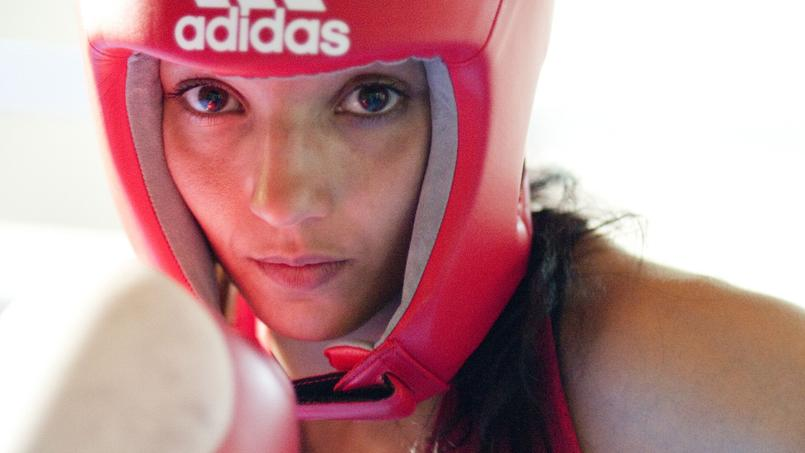 Sarah Ourahmoune compte sur le crowdfunding pour augmenter ses chances de briller aux JO de Rio.