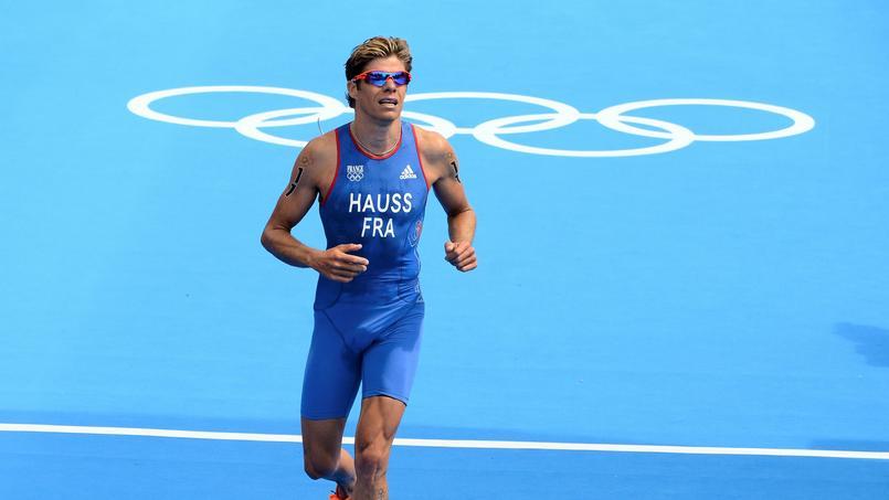 David Hauss, 4e du triathlon aux JO des Londres, a recours au crowdfunding pour réaliser son rêve à Rio.