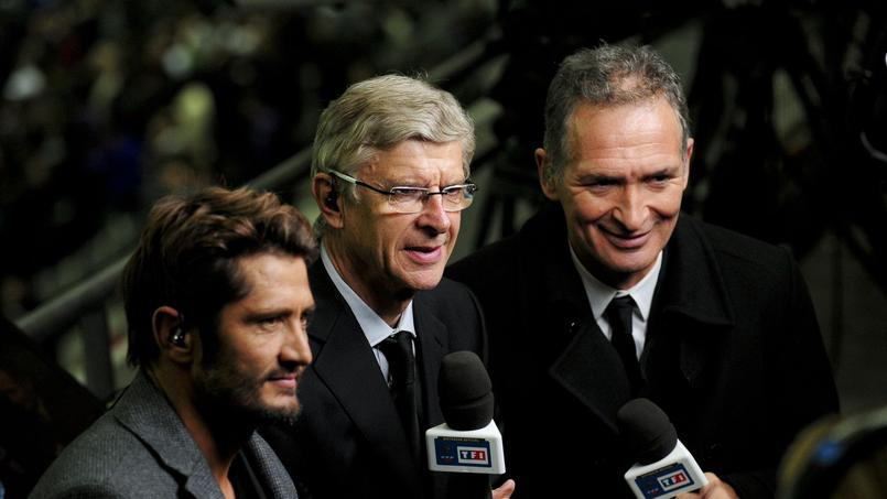 Arsène Wenger (au milieu) sera consultant sur beIn Sprots lors de l'Euro 2016.