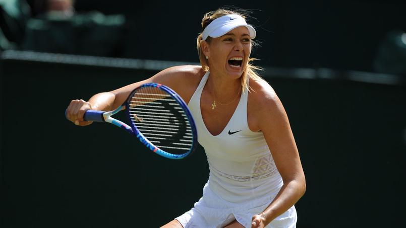 Maria Sharapova a été suspendu par l'ONU.