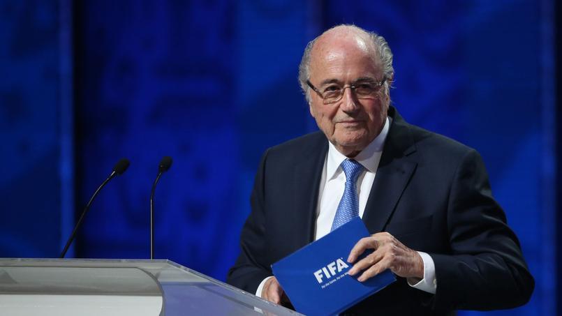 Sepp Blatter a gagné plus de 3 millions d'euros en 2015 a révélé la Fifa.